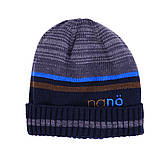 Зимняя шапка для мальчика Nano 265 TC F16. Размер 2/3Х -  7/12., фото 2