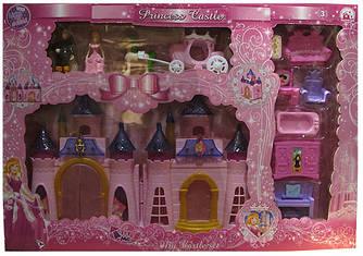 Замок подарок для девочки дом для кукол