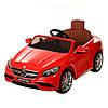 Детский электромобиль  Mercedes AMG S63: 2.4G, EVA, 8 км/ч, мягкое сидение - RED (TB)- купить оптом