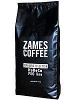 Кофе Zames Coffee Espresso Selection в зернах 1 кг