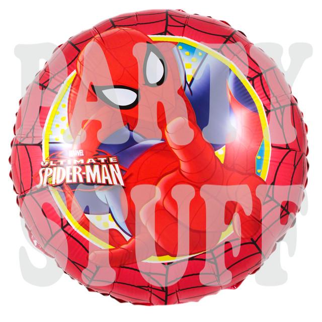 фольгированный шарик Спайдер Мен