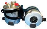 Фильтр топливный (под датчик уровня воды)  RENAULT 7701067123, 7701062436, 8200697876 на Рено Сценик