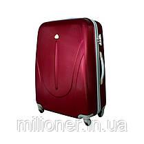 Чемодан сумка 882 XXL (большой) бордовый, фото 2