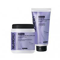 Маска Brelil Numero для разглаживания волос с маслом авокадо 1000мл