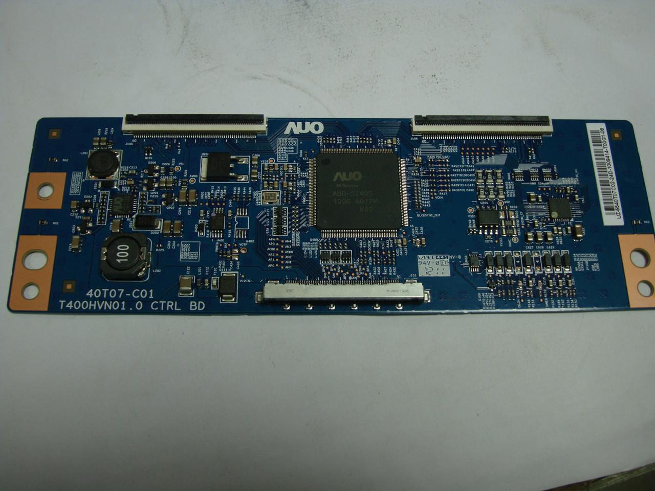 T-con T400HVN01.0 ctrl BD (40T07-C01)