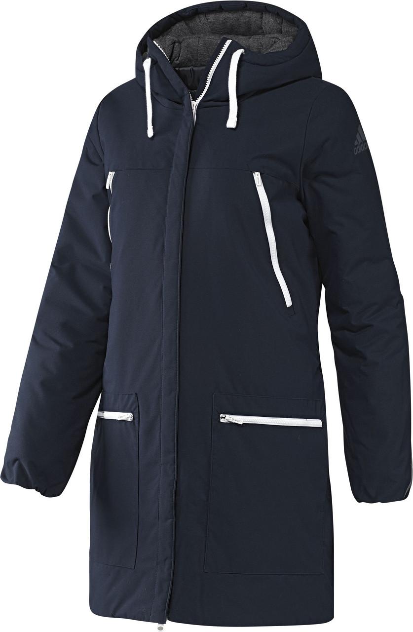 c0fa1bc8f7a8 Женская куртка Adidas Padded Parka AP8675  продажа, цена в Харькове ...