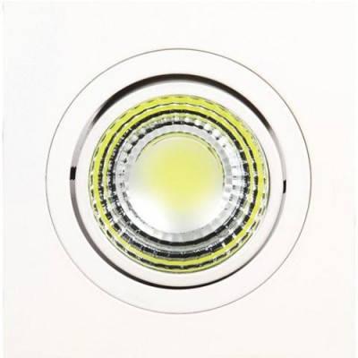 Светодиодный светильник Horoz (HL6701L) 5W 6400K белый (поворотный потолочный) Код.57377, фото 2