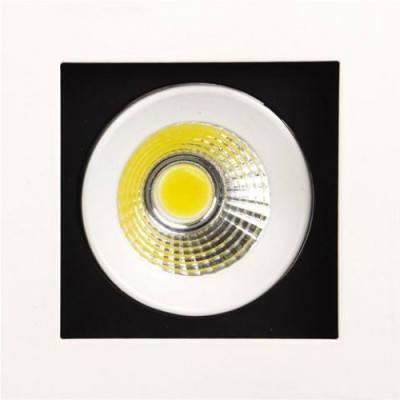 Светодиодный светильник Horoz (HL6721L) 8W 6400K белый (поворотный потолочный) Код.57379, фото 2