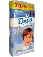 Подгузники Dada Extra Soft 5 Junior XXL Pack (15-25 кг.)  72 шт.