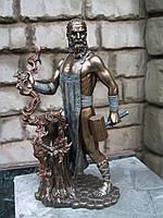 УЦЕНКА! Статуэтка Veronese Гефест бог ремесла 36 см 73246