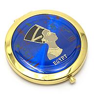 Зеркало мини Египет золото