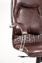 Кресло Никосия Хром Титан ДК Браун (Richman ТМ), фото 3