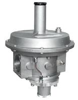 Регулятор давления газа RG/2MBZ, 6 bar (выход 300÷500 mbar) DN40, муфтовое соед., MADAS (Италия)