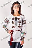 Классическая украинская вышиванка Роксолана