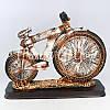 Часы с термометром «Велосипед», 23х29х10 см., фото 2