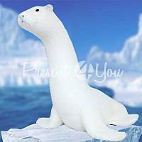 Фигурка «Белый морской котик», h-33 см.