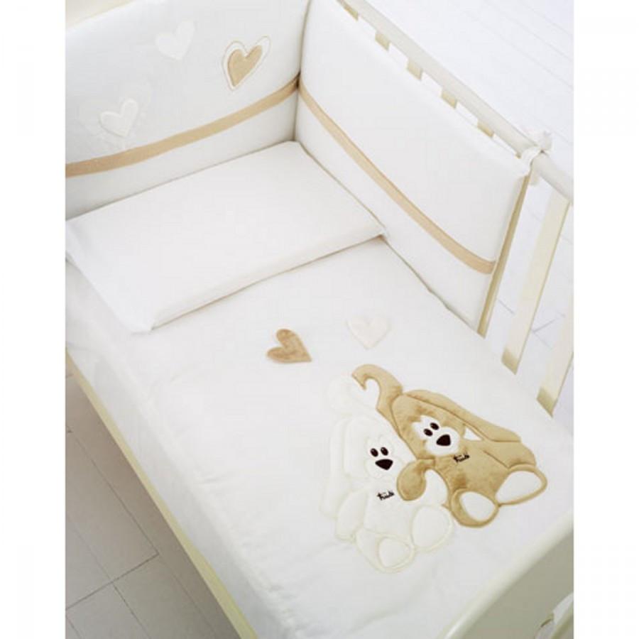 Постельный комплект Baby Expert PIUMOTTO CREMINO