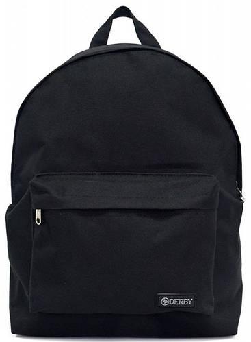 Классический черный молодежный рюкзак на 14 л Derby 0100619,00