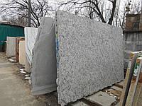 Гранит белый с серым Dallas White т. 30мм