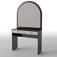 Удобный туалетный столик с навесным зеркалом БС-21