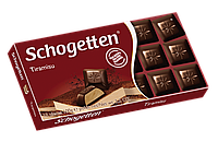 Шоколад Schogetten Тирамису, 100г