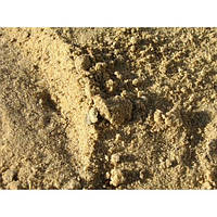Песок в мешках желтый карьерный