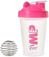 Шейкеры спортивные MyProtein Max Elle Mini Blender Bottle - 400 ml pink