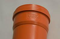 """Pride Plast"" Труба ПВХ канализационная 110 0,5м THK SN2 толщина стенок 2,2мм"