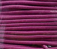 Резинка круглая,канат,шляпная d 2,5мм(50ярд)