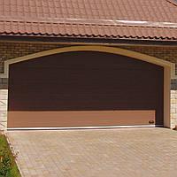 Ворота гаражные секционные RSD02 4000х3000 Doorhan