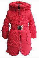 Пальто для девочек от 104 до 122 см рост