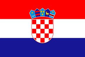 Флаг Хорватии (Аппликация) - (1м*1.5м), фото 2