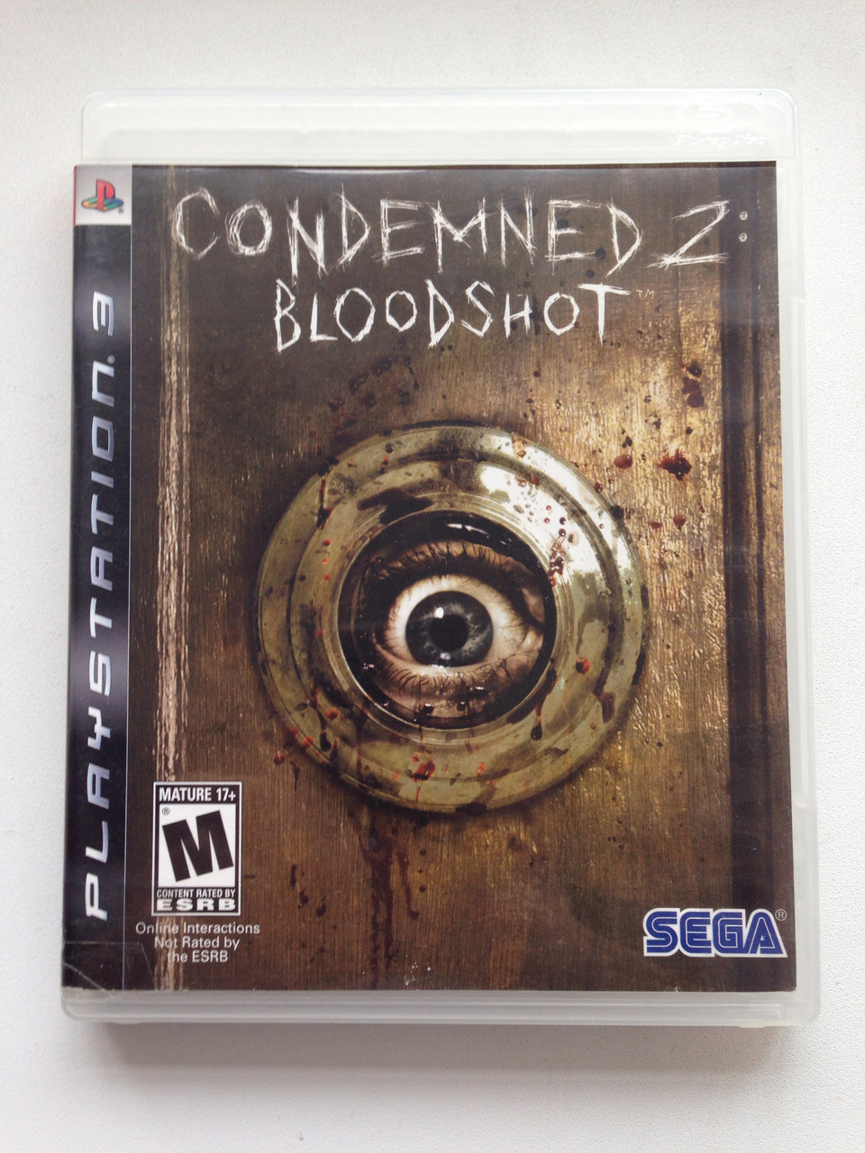 Видео игра Condemned 2 Bloodshot (PS3)