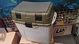 Зимний ящик для рыбалки Aquatech большой, фото 2