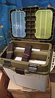 Зимний ящик для рыбалки Aquatech большой