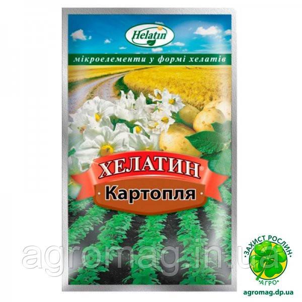 Хелатин Картофель 50мл