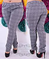 Стильные трикотажные брюки Алекс