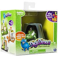 Игровой набор с интерактивным динозавром DigiDinos