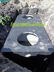Автономная канализация, септик 4куб.м., пгт.Клавдиево 7