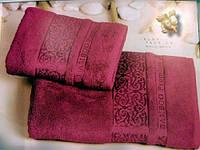 Набор полотенец фуксия от тм Gestepe