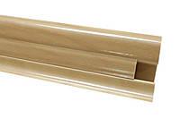 Плинтус 60 мм клен