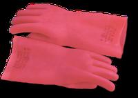 Перчатки резиновые диэлектрические ( класс 0, до 1000В)