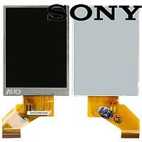 Дисплей (LCD) для цифрового фотоаппарата Sony DSC-S2000, оригинал