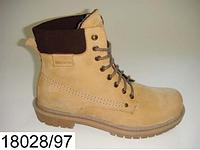 Мужские зимние ботинки ТМ Bistfor мод 18028/97