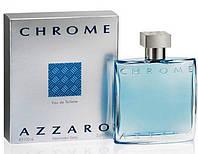 Мужская туалетная вода Azzaro Chrome (Аззаро Хром) - Свежий, чувственный цитрусовый, фужерный аромат AAT
