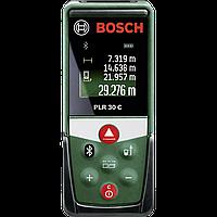 Лазерный дальномер Bosch PLR 30 C 0603672120, фото 1