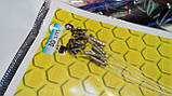 100% Флюорокарбоновые поводки на хищника Predator Profi, фото 3
