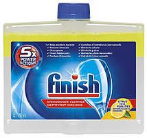 Очищувач для посудомийних машин Finish Lemon 250 мл