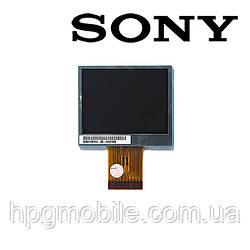 Дисплей (экран, матрица) для цифрового фотоаппарата Sony DSC-S500, оригинал