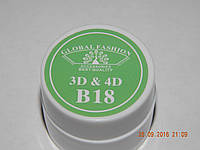 Гель 3D и 4D (пластилин) для лепки
